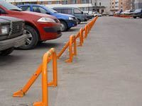 автомобильных ограждений в Новосибирске