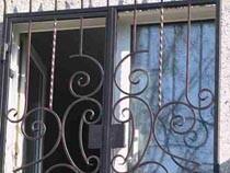 решетки из металла в Новосибирске