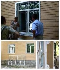 Установка решеток в Новосибирске