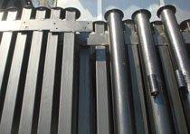 Металлические столбы в Новосибирске изготовление и монтаж г.Новосибирск