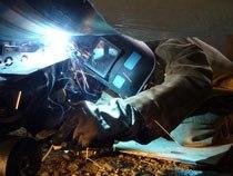 Устранение трещин и микротрещин в металле г.Новосибирск